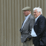Trevor Hemmings and Peter Ridsdale